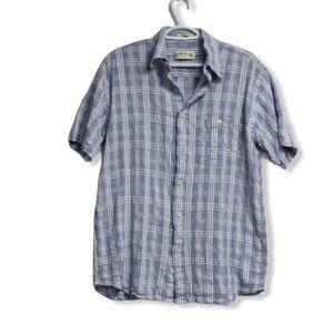 Orvis Men's Cotton Button Down Tshirt